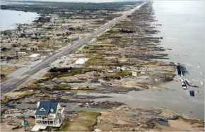 Sea Level Rise Will Lead to More Storm Damage With or Without Stronger Hurricanes